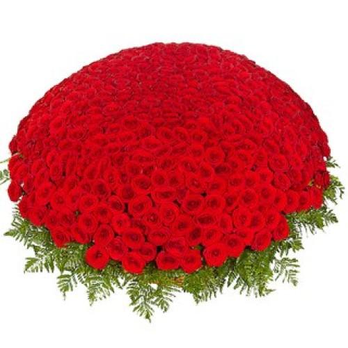 Купить на заказ 301  роза с доставкой в Макинске